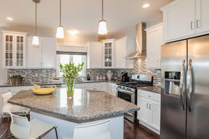 homes in The Cottages at Lebaron Hills by Stonebridge Homes Inc.