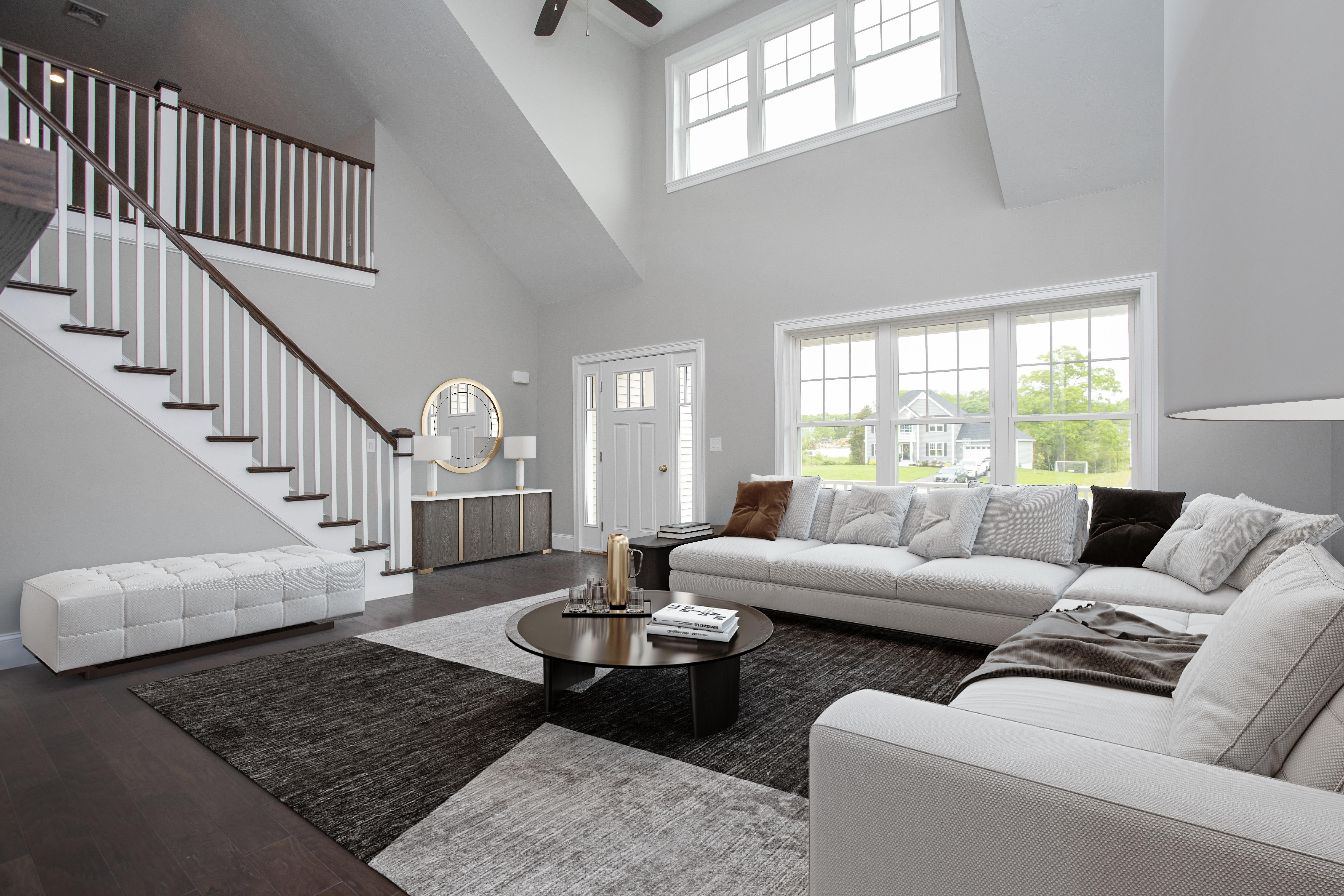Living Area featured in The Scotia By Stonebridge Homes Inc. in Boston, MA