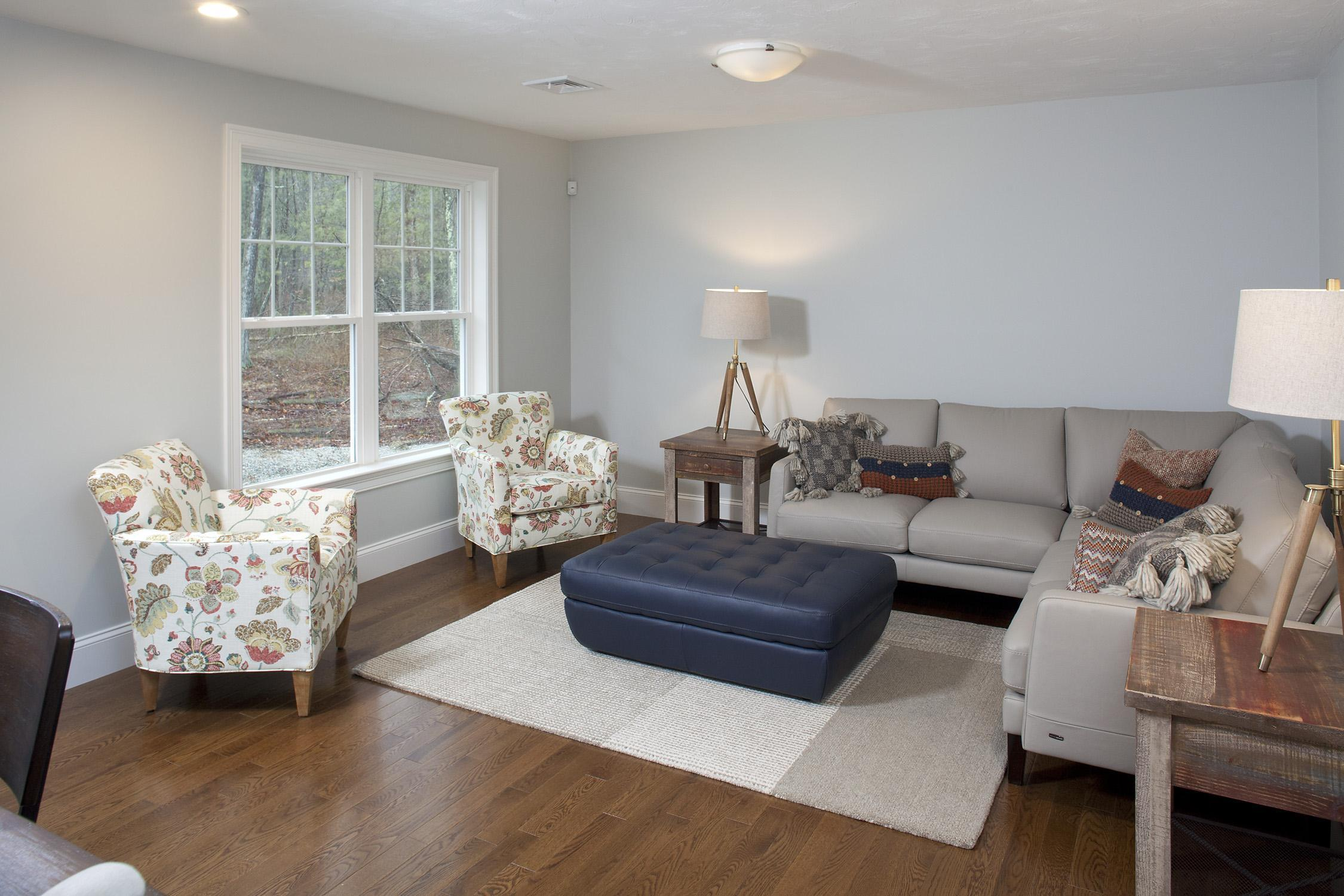 Living Area featured in The Fairfield By Stonebridge Homes Inc. in Boston, MA