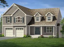 The Fairfield - The Estates at Lebaron Hills: Lakeville, Massachusetts - Stonebridge Homes Inc.