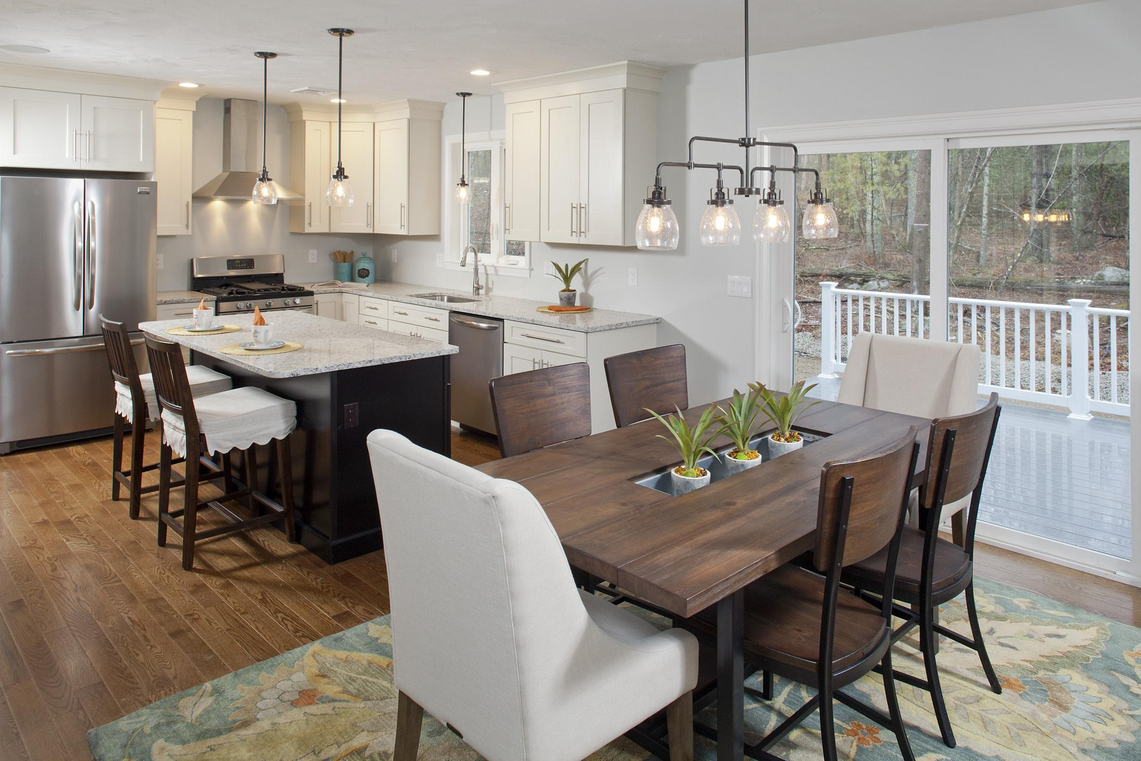 Kitchen featured in The Fairfield By Stonebridge Homes Inc. in Boston, MA