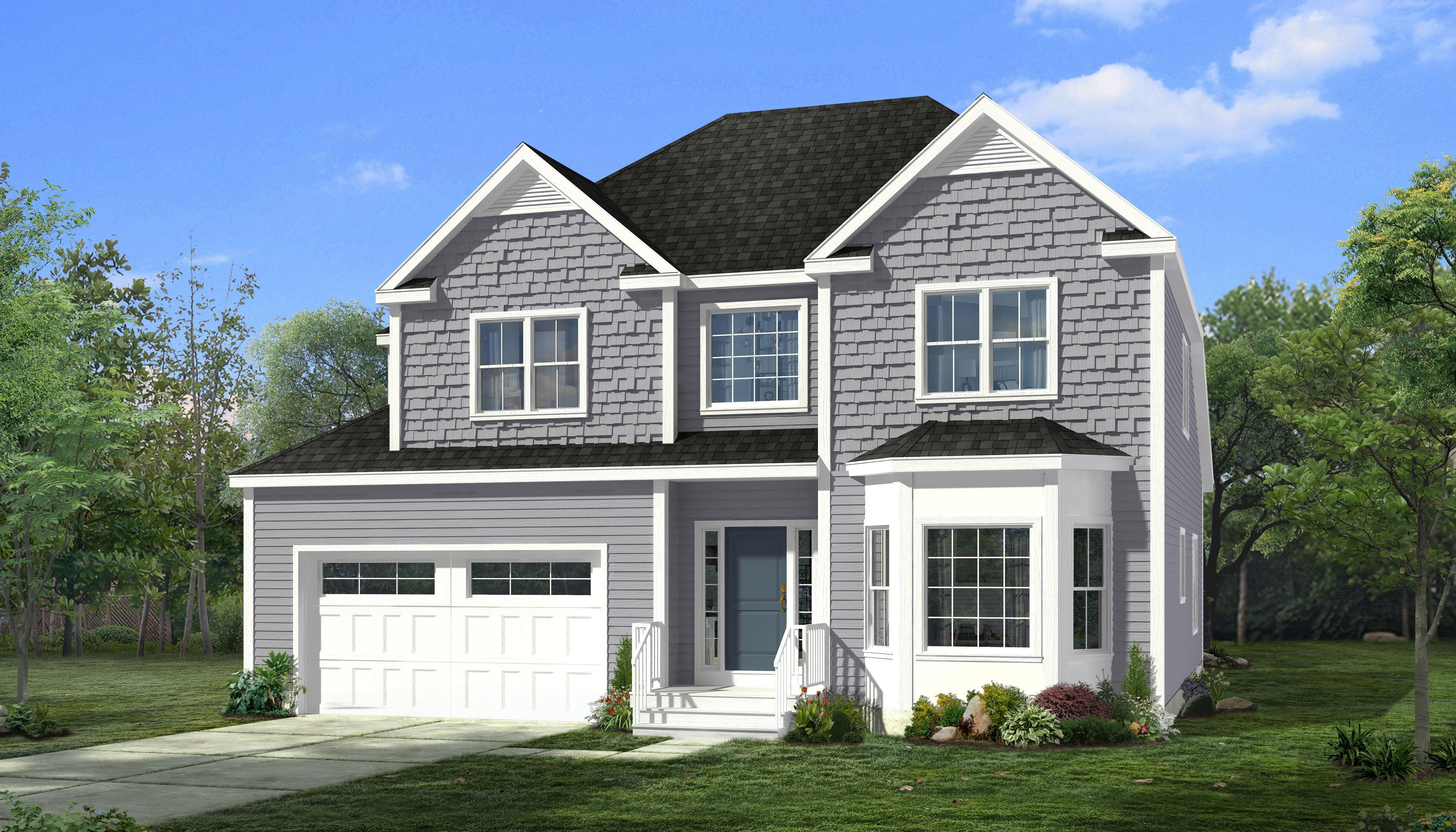 Exterior featured in The Weymothe By Stonebridge Homes Inc. in Boston, MA