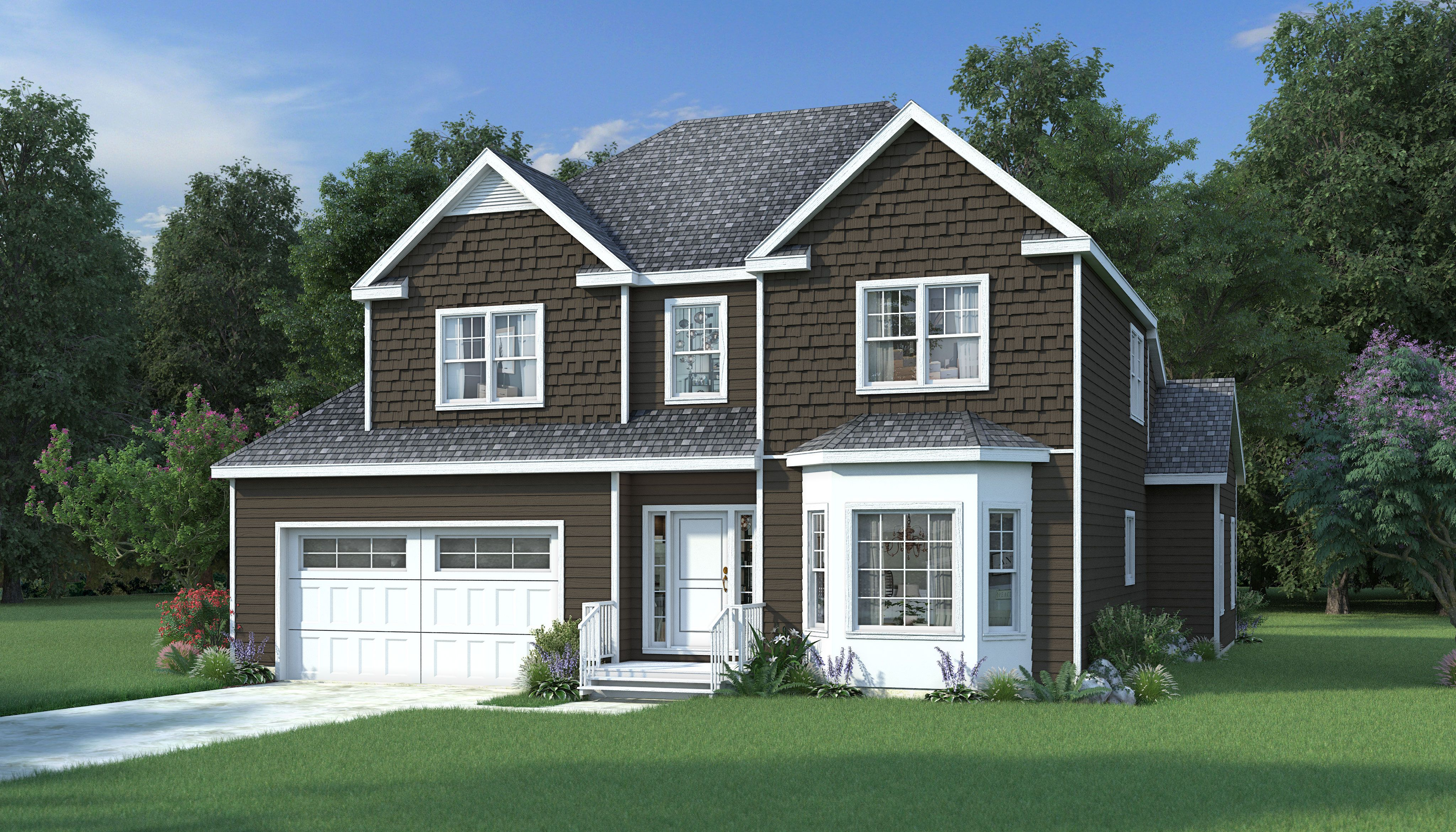 Exterior featured in The Belvidere By Stonebridge Homes Inc. in Boston, MA