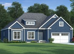 The Deerfield - The Estates at Lebaron Hills: Lakeville, Massachusetts - Stonebridge Homes Inc.