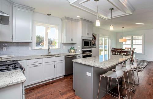 Kitchen-in-The Dartmouth-at-The Estates at Lebaron Hills-in-Lakeville