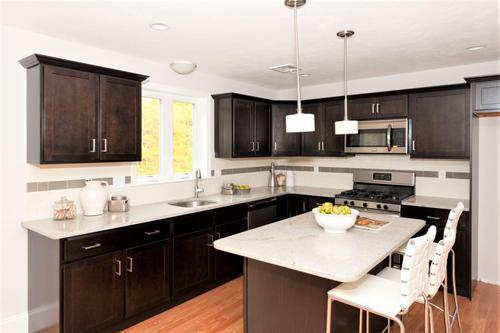 Kitchen-in-The Berkley-at-The Estates at Lebaron Hills-in-Lakeville