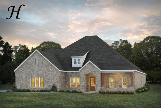 New Luxury Homes In Montgomery Al