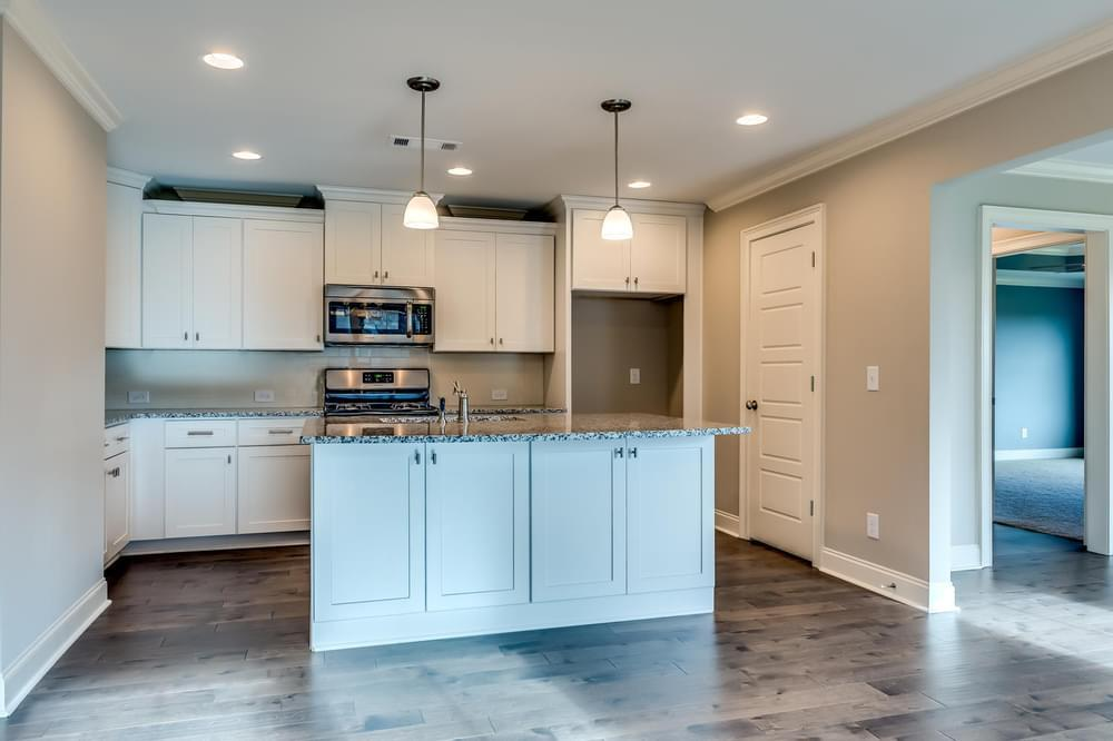 Kitchen featured in the Bridgeport By Stone Martin Builders in Columbus, GA