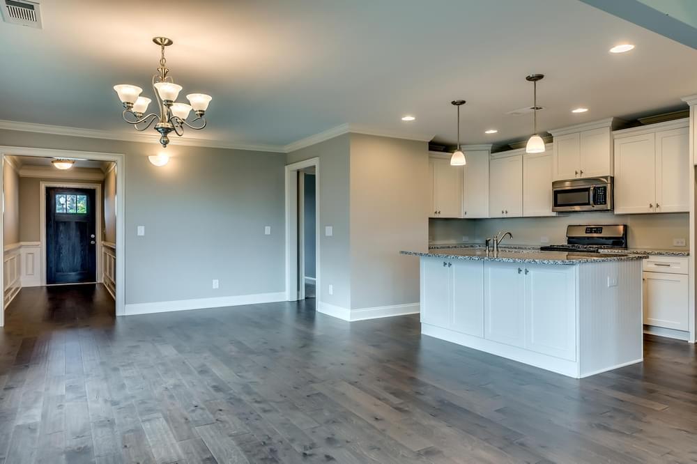 Kitchen featured in the Bridgeport By Stone Martin Builders in Huntsville, AL
