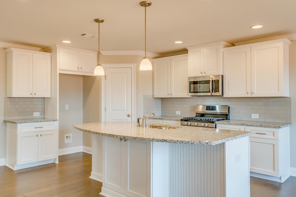 Kitchen featured in the Kinkade By Stone Martin Builders in Auburn-Opelika, AL