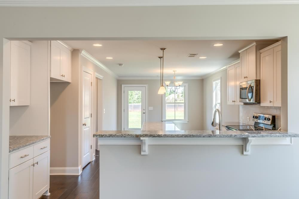 Kitchen featured in the Newport By Stone Martin Builders in Dothan, AL