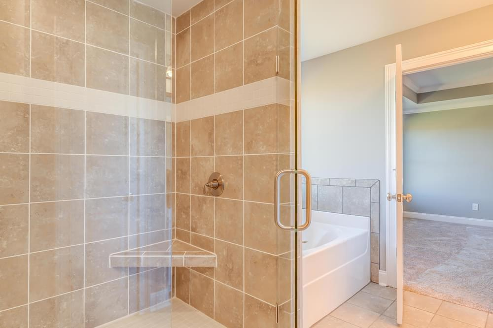 Bathroom featured in the Newport By Stone Martin Builders in Columbus, GA