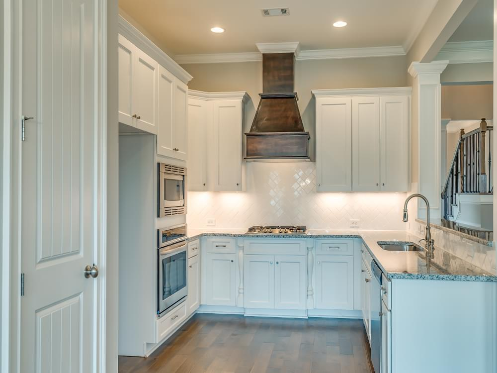 Kitchen featured in the Norfolk By Stone Martin Builders in Montgomery, AL