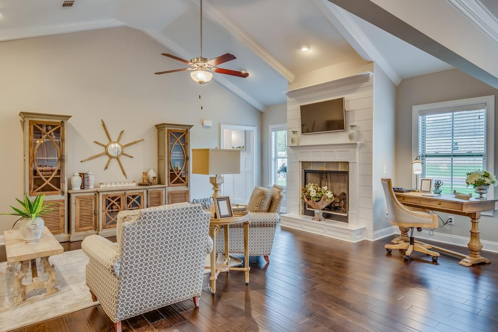 Living Area featured in the Overton By Stone Martin Builders in Columbus, GA