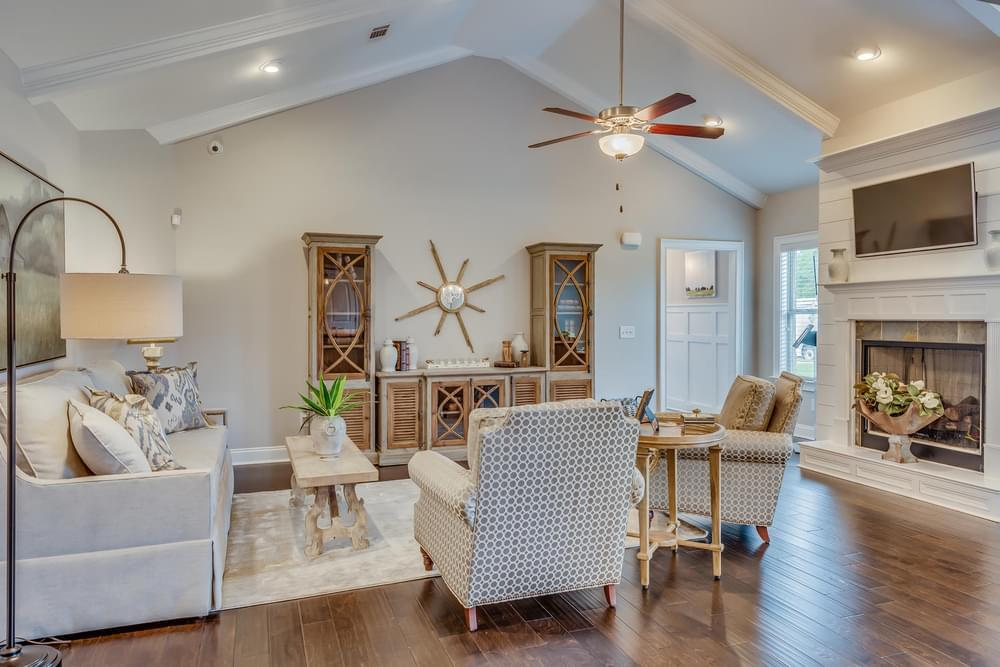 Living Area featured in the Overton By Stone Martin Builders in Huntsville, AL