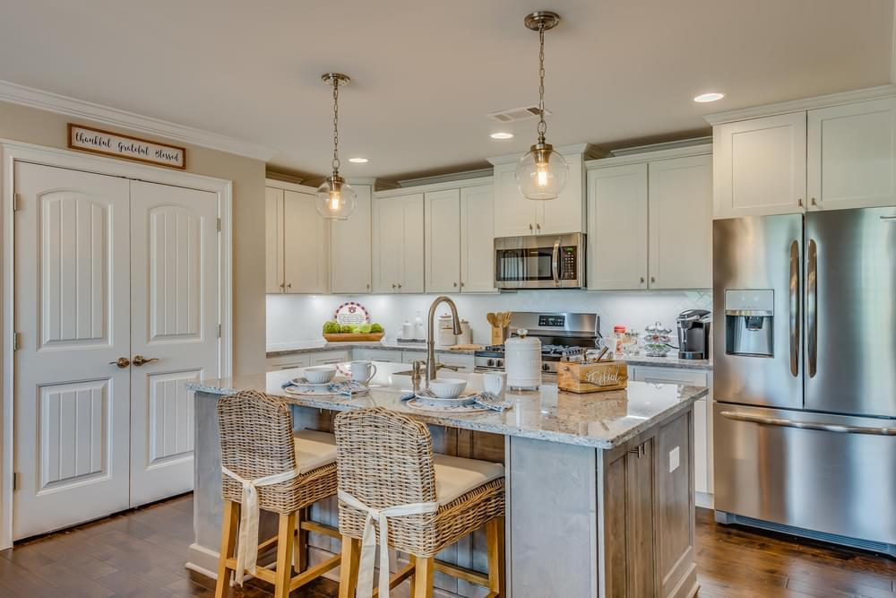 Kitchen featured in the Overton By Stone Martin Builders in Columbus, GA