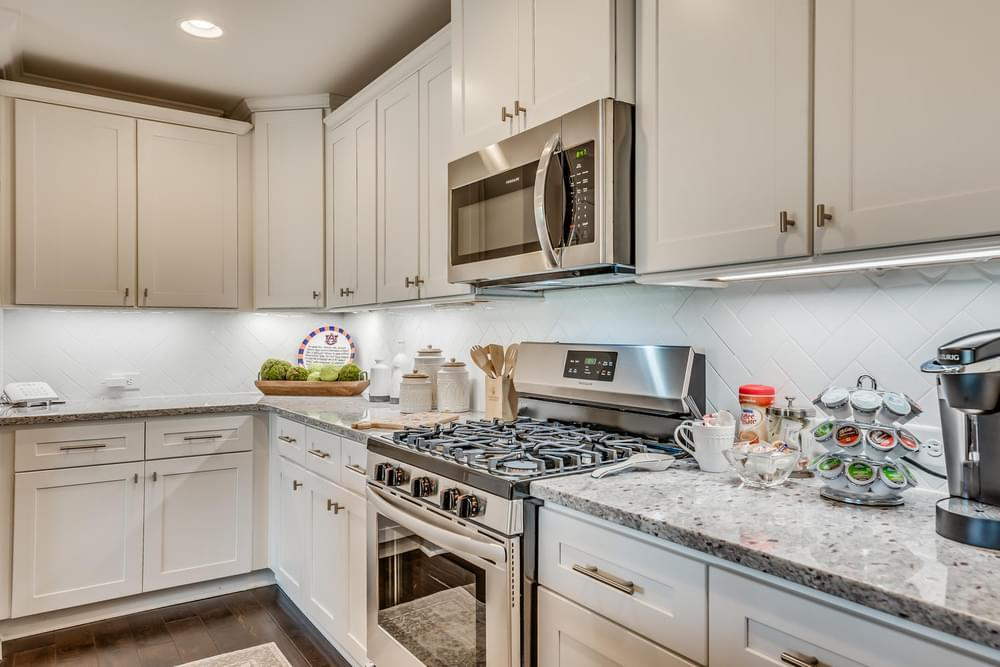 Kitchen featured in the Overton By Stone Martin Builders in Montgomery, AL