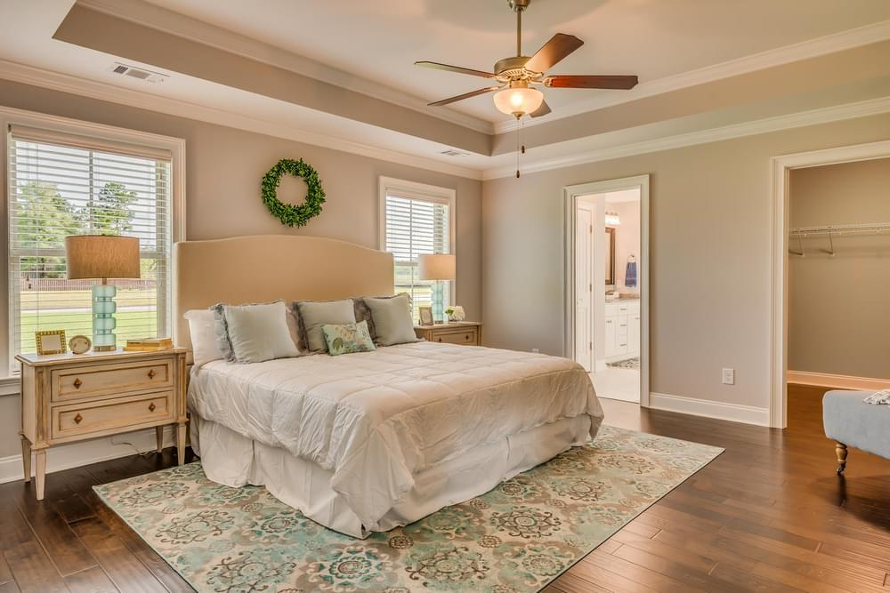 Bedroom featured in the Overton By Stone Martin Builders in Columbus, GA
