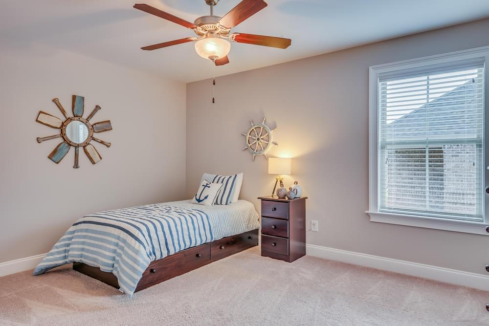 Bedroom featured in the Overton By Stone Martin Builders in Montgomery, AL