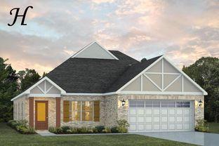Sherfield - Allen Acres: Madison, Alabama - Stone Martin Builders