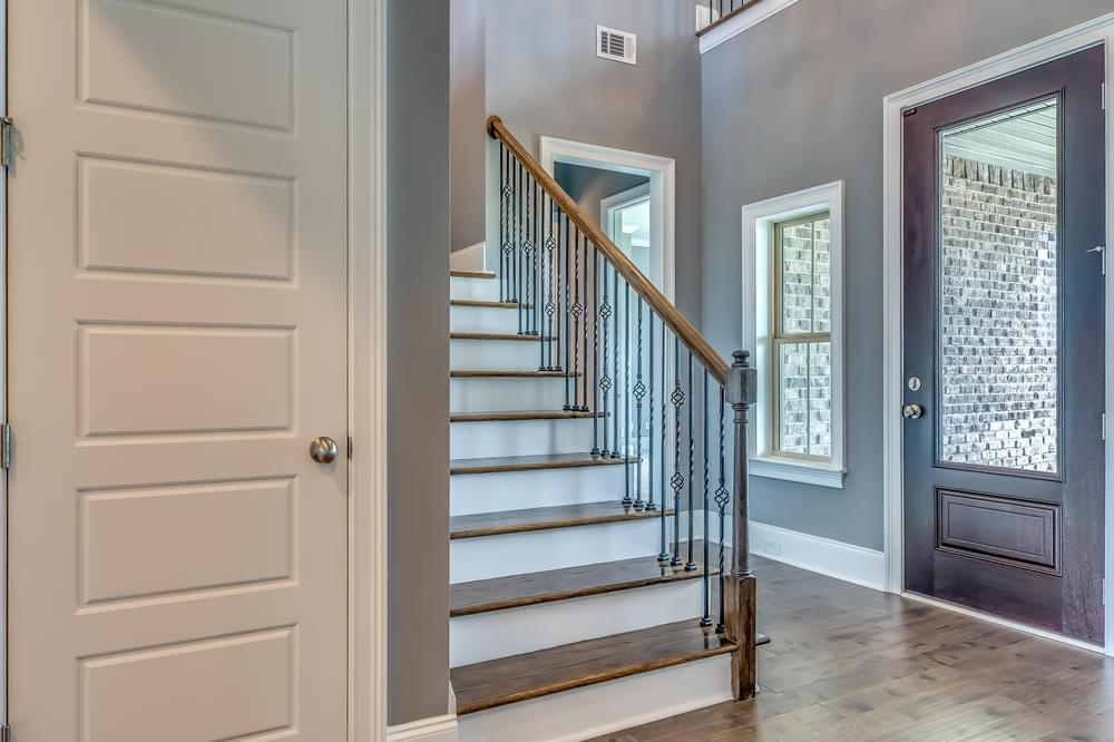 Living Area featured in the Brownsfield By Stone Martin Builders in Montgomery, AL
