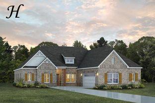 Chatsworth - Hidden Lakes: Opelika, Alabama - Stone Martin Builders