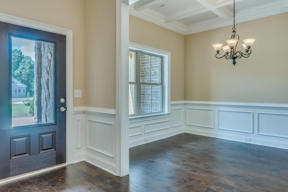 Living Area featured in the Chatsworth By Stone Martin Builders in Dothan, AL
