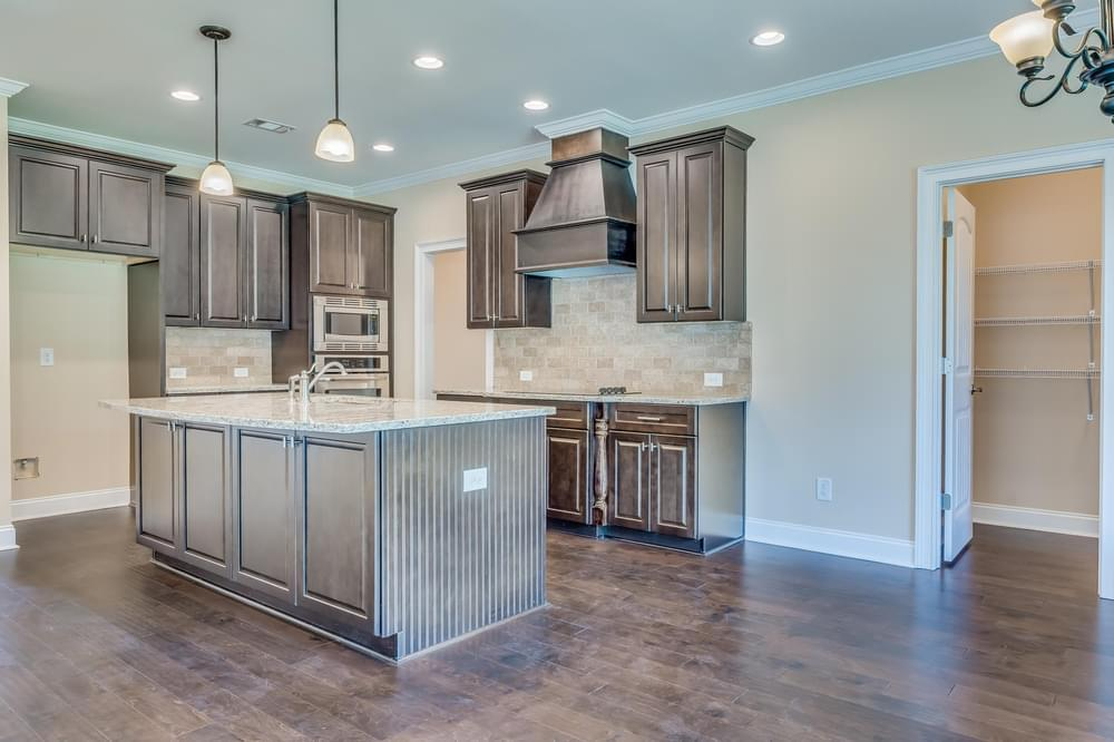 Kitchen featured in the Chatsworth By Stone Martin Builders in Dothan, AL