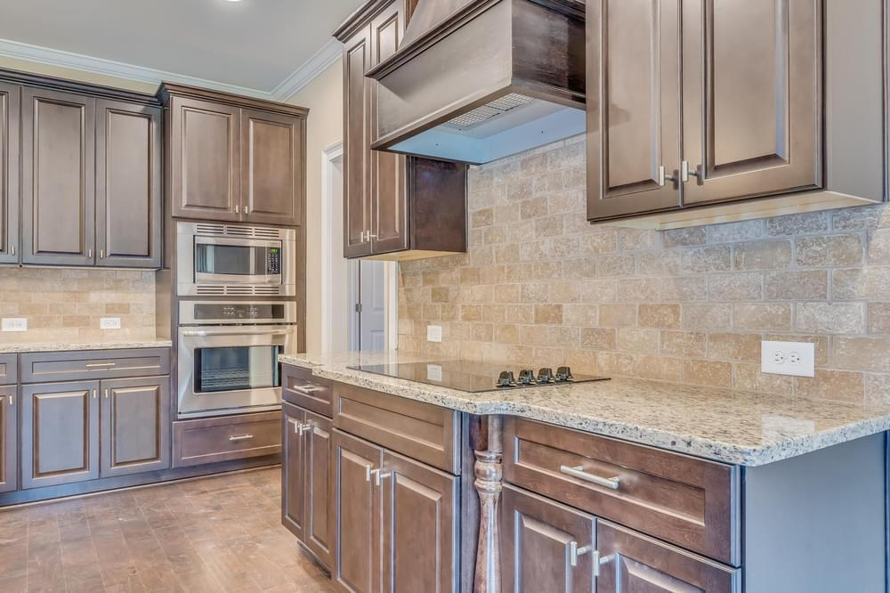 Kitchen featured in the Chatsworth By Stone Martin Builders in Auburn-Opelika, AL