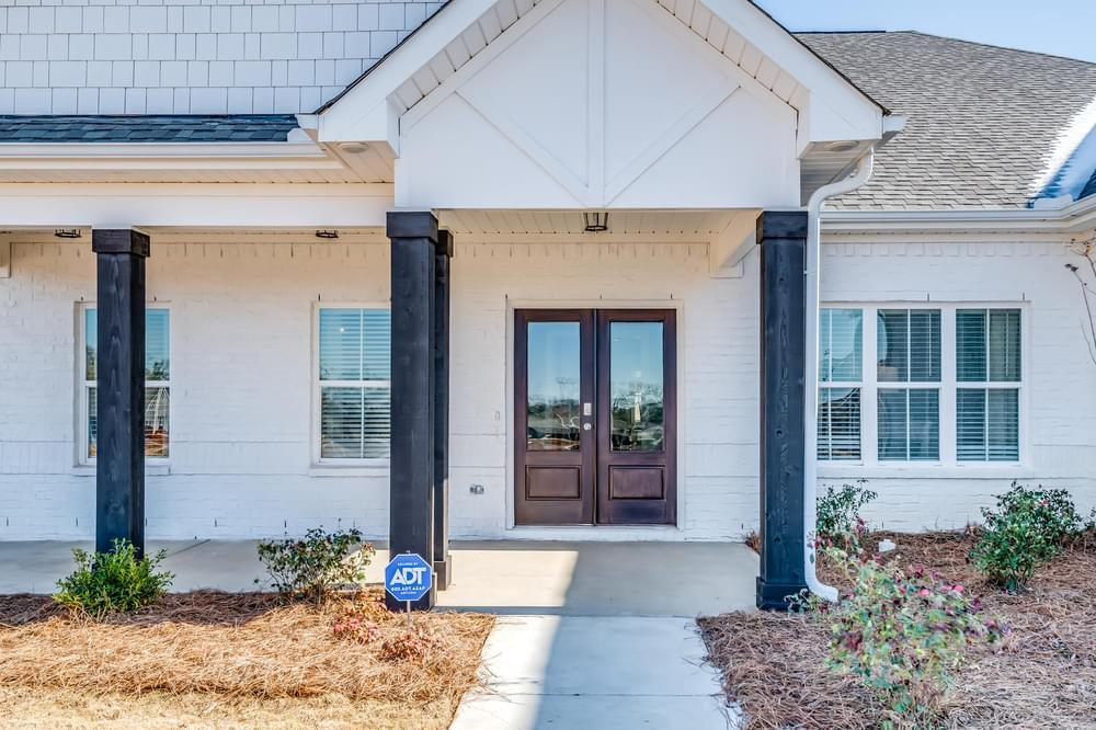 Exterior featured in the Dogwood By Stone Martin Builders in Auburn-Opelika, AL