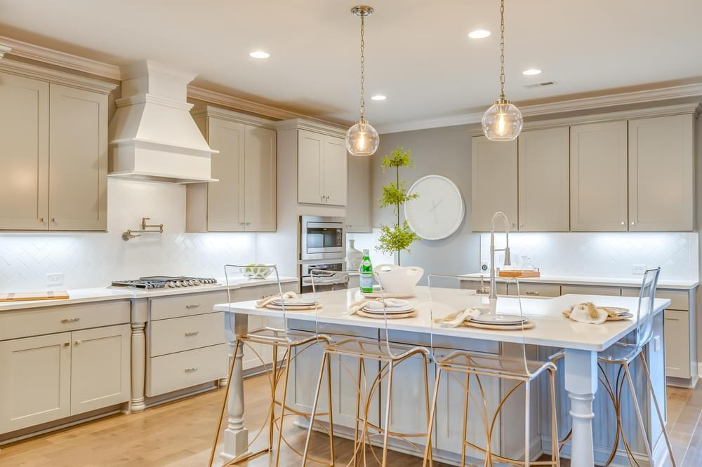 Kitchen featured in the Dogwood By Stone Martin Builders in Dothan, AL