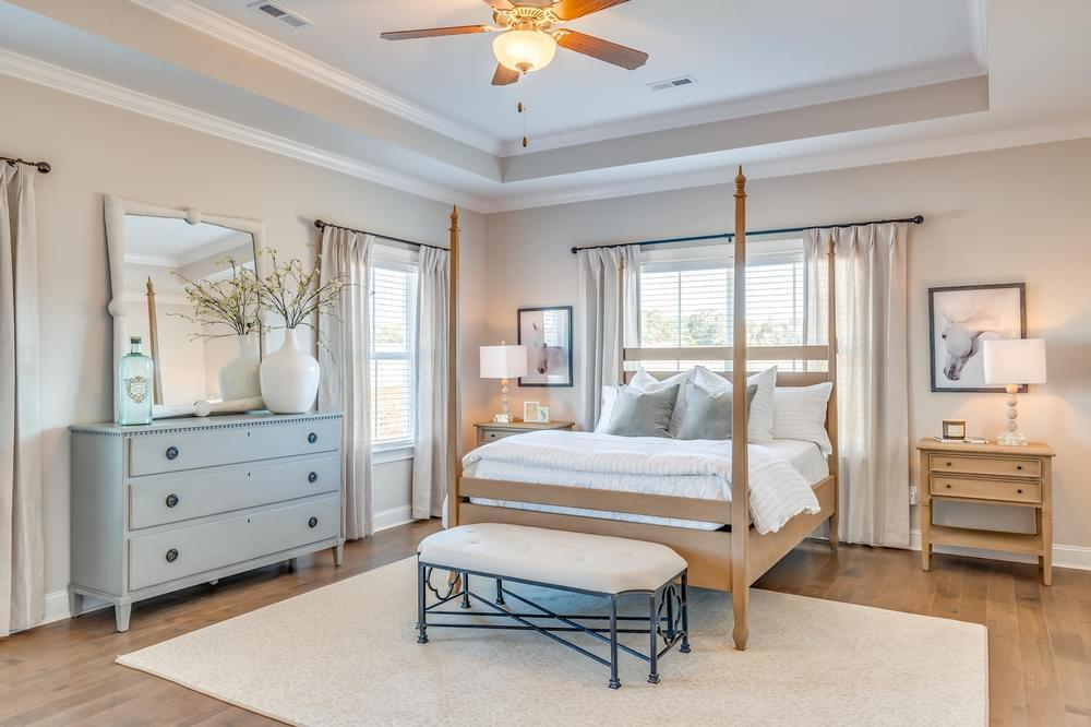 Bedroom featured in the Dogwood By Stone Martin Builders in Auburn-Opelika, AL