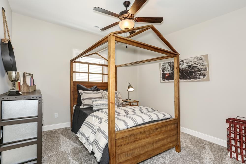 Bedroom featured in the Fairhope II By Stone Martin Builders in Dothan, AL
