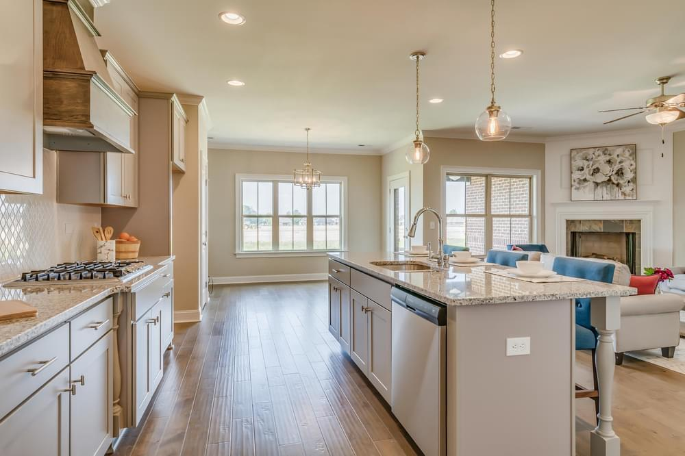 Kitchen featured in the Hartwell II By Stone Martin Builders in Montgomery, AL