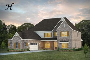 Highland - Eastview: Madison, Alabama - Stone Martin Builders