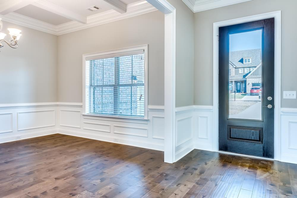 Living Area featured in the Highland By Stone Martin Builders in Montgomery, AL
