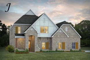 Huntington - Eastview: Madison, Alabama - Stone Martin Builders