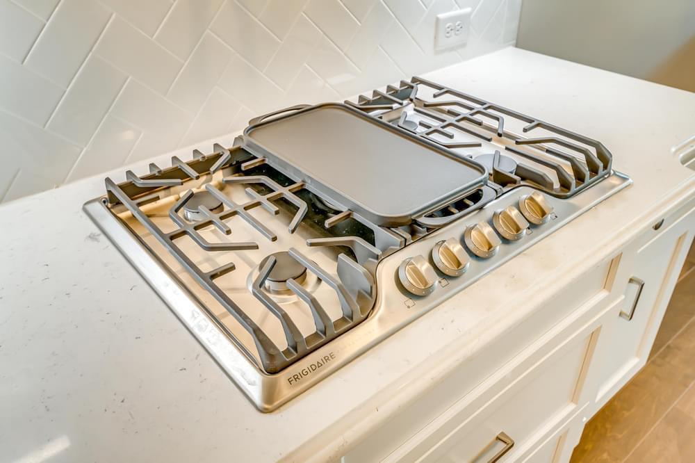 Kitchen featured in the Kensington By Stone Martin Builders in Auburn-Opelika, AL