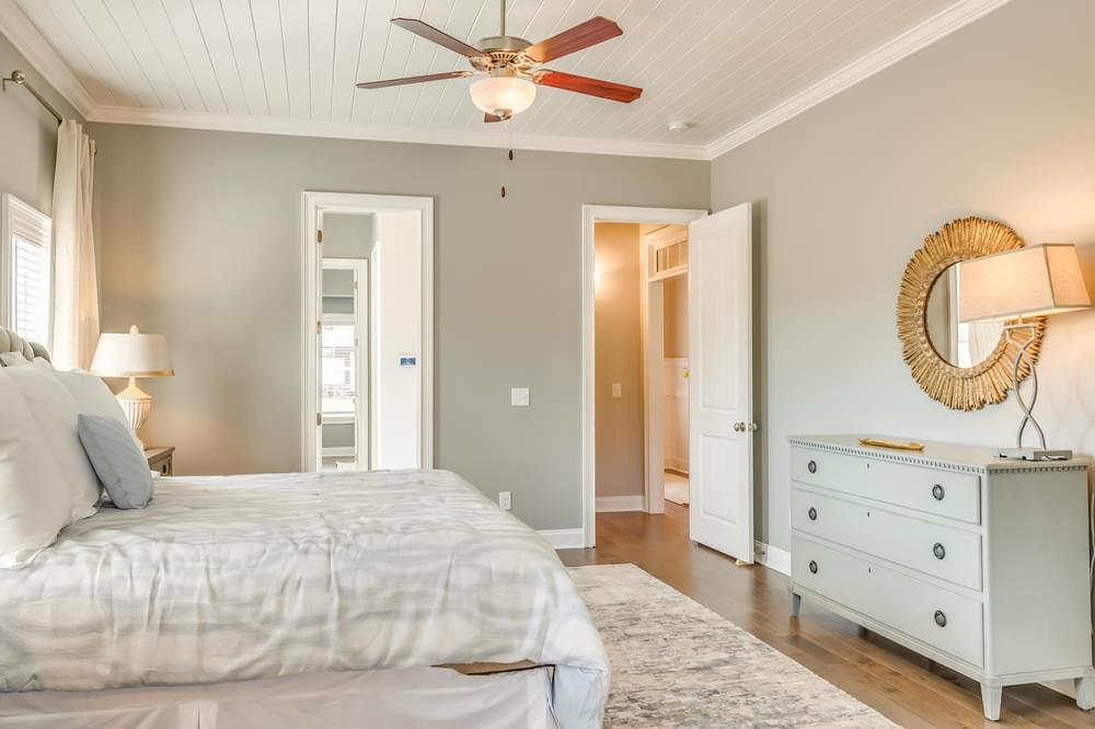 Bedroom featured in the Kensington By Stone Martin Builders in Montgomery, AL