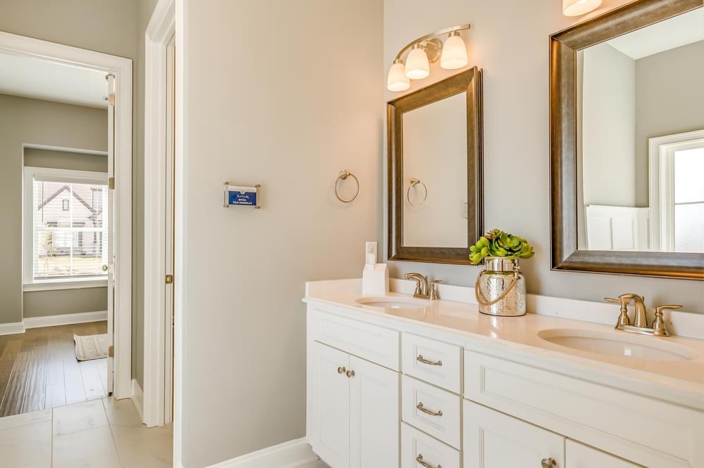 Bathroom featured in the Kensington By Stone Martin Builders in Auburn-Opelika, AL