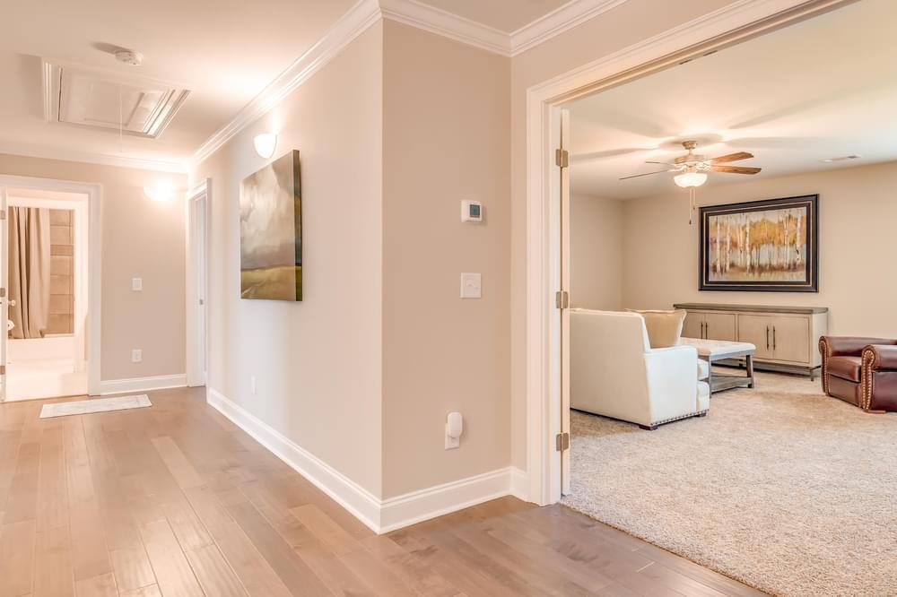 Living Area featured in the Kensington By Stone Martin Builders in Auburn-Opelika, AL