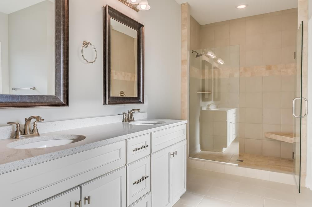 Bathroom featured in the Lakewood II By Stone Martin Builders in Columbus, GA