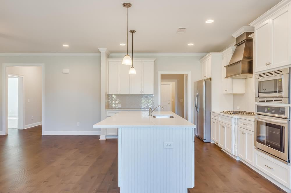 Kitchen featured in the Lakewood II By Stone Martin Builders in Dothan, AL