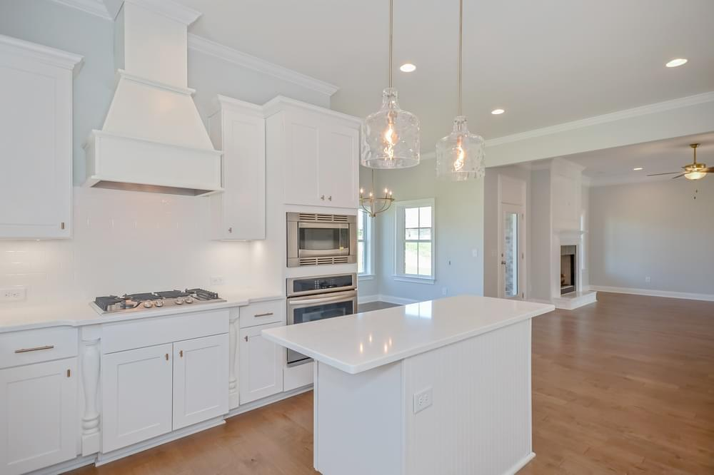 Kitchen featured in the Manchester By Stone Martin Builders in Dothan, AL