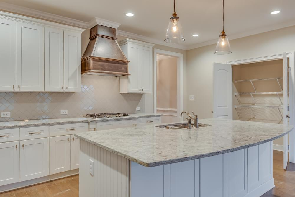 Kitchen featured in the Melbourne By Stone Martin Builders in Huntsville, AL