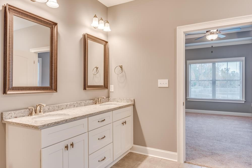 Bathroom featured in the Melbourne By Stone Martin Builders in Huntsville, AL