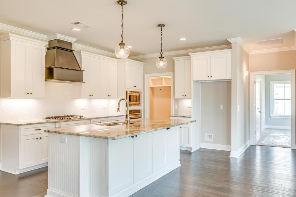 Kitchen featured in the Melbourne II By Stone Martin Builders in Montgomery, AL