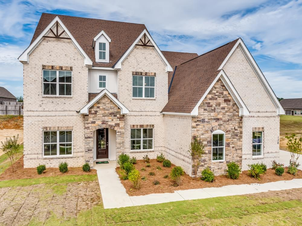 Exterior featured in the Melrose By Stone Martin Builders in Montgomery, AL