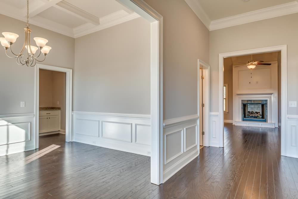 Living Area featured in the Newcastle By Stone Martin Builders in Dothan, AL