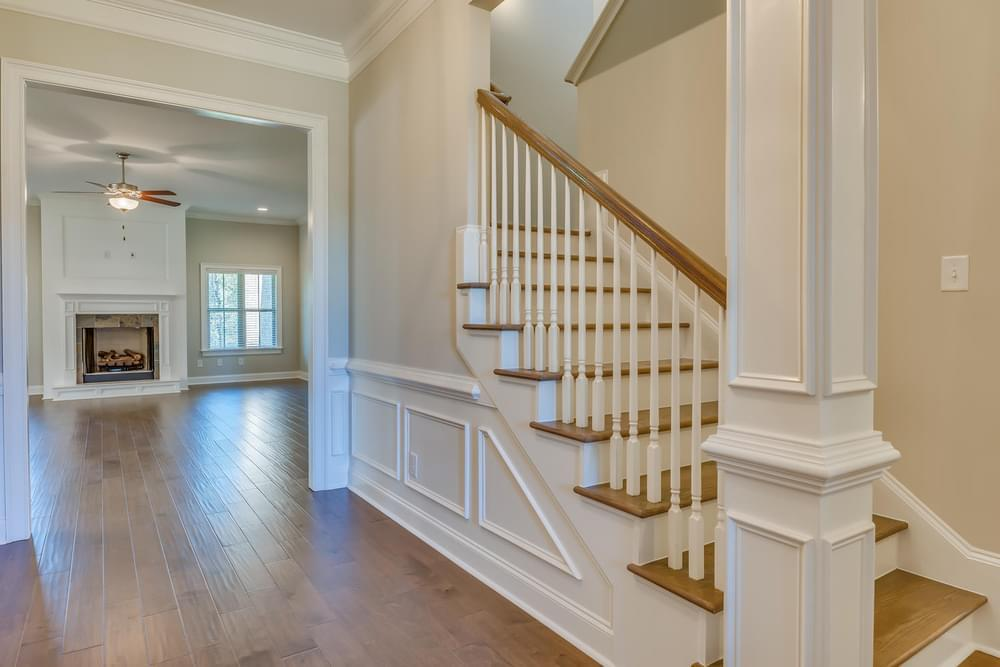 Living Area featured in the Stallworth By Stone Martin Builders in Montgomery, AL